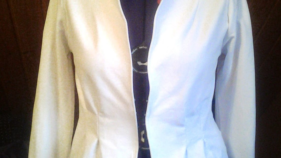 Sweat-Blazer: Wardrobe Basic im Spring Style