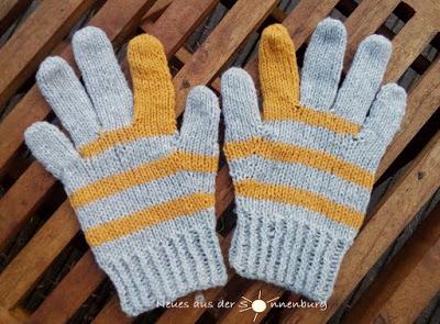 Der gelbe Finger – Handschuhfieber