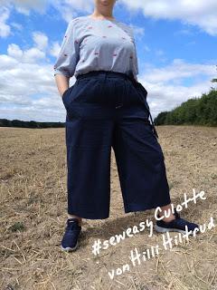 #seweasy Culotte