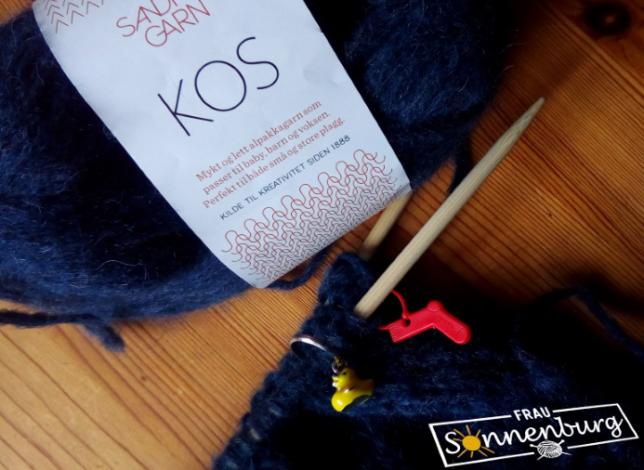 Sandnes Garn - Kos - Mütze stricken - Meine fabelhafte Welt