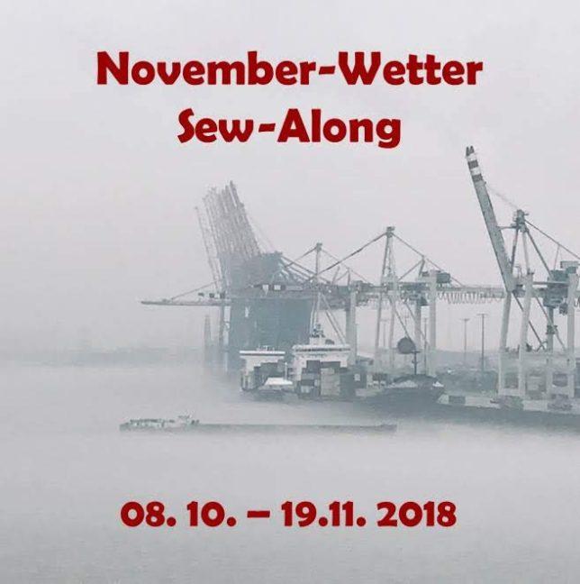 Novemberwetter-Sew-Along