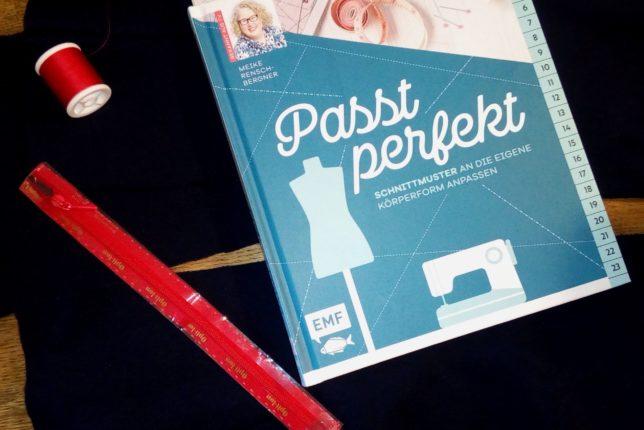 Crafteln - Passt Perfekt - Buchrezension - Cover
