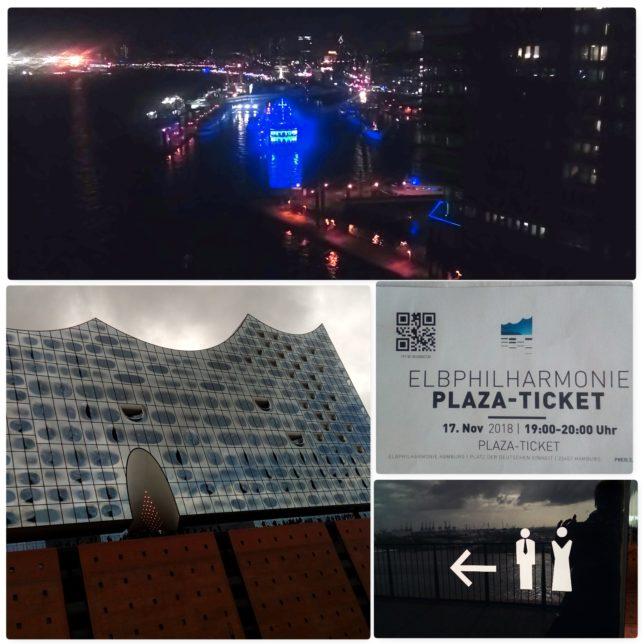 Nähbloggertreffen Hamburg 2018 - Elbphilharmonie - Elphi Plaza
