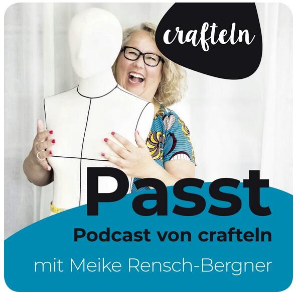 """""""PASST!"""" von Crafteln – Neuer Podcast – Podcastrezension"""