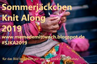 Sommerjäckchen Knit-Along: Ideenfindung