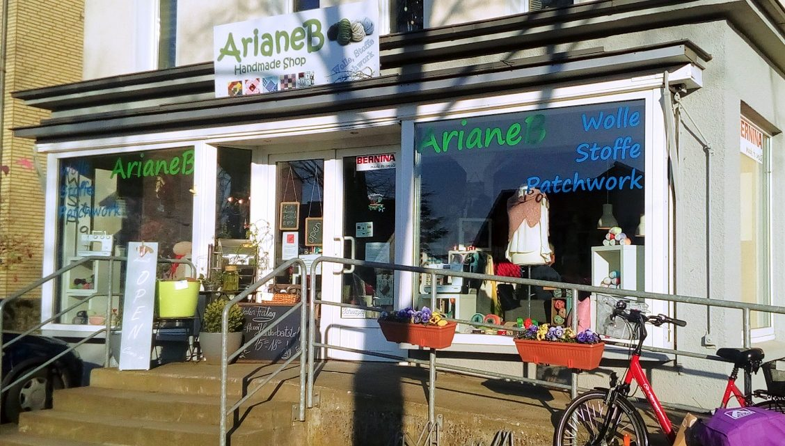 #visityourlys: ArianeB in Lübeck