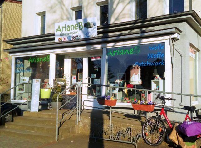 Ariane B - Handarbeitsgeschäft - Lübeck