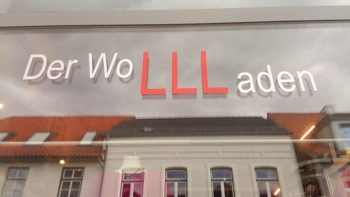 #visityourlys: der WoLLLaden in Ratzeburg