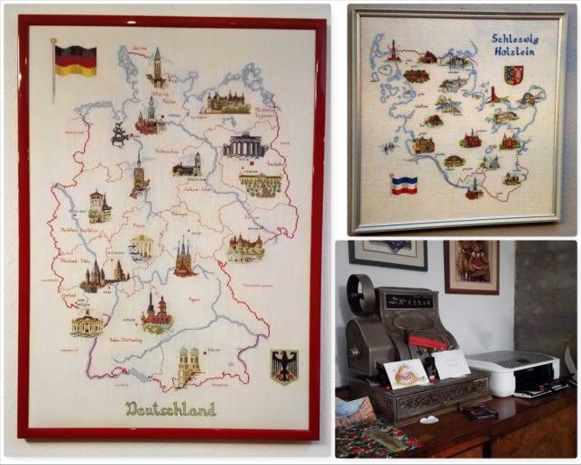Stickbilder - Kasse - Woolness by Claudia - Handarbeiten Weit - visityourlys - Lübeck