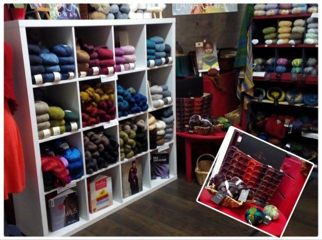 Woolness by Claudia - Rowan - Zauberball