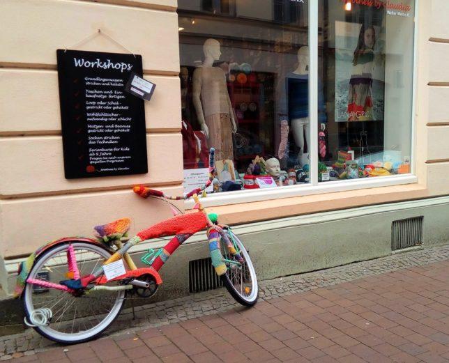 visityourlys - Woolness by Claudia - Handarbeiten Weit - Lübeck