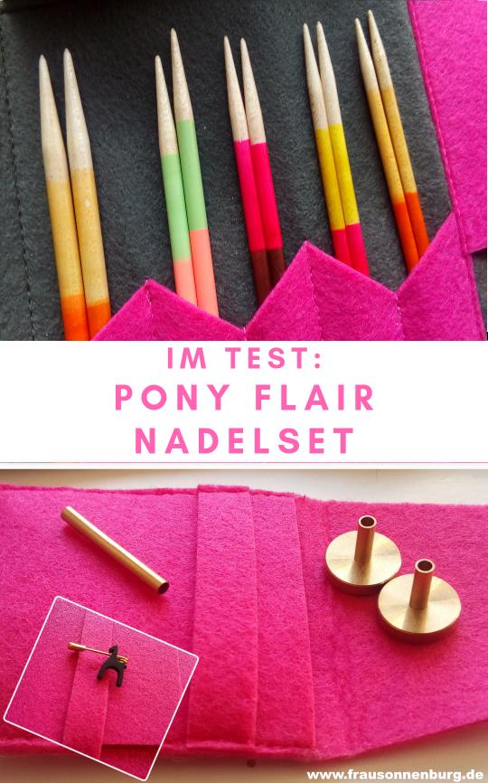 Pony Flair Nadelset  testbericht