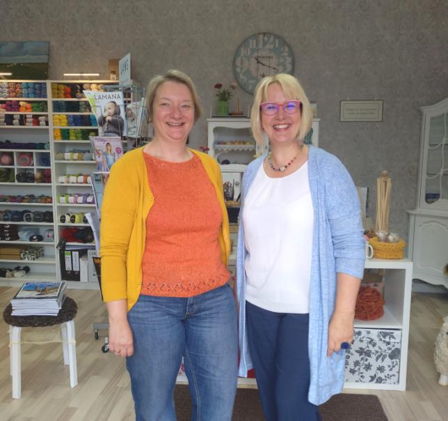 Visityourlys - Wolle und So - Anja