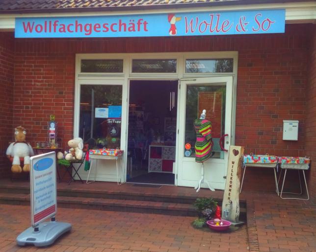 Visityourlys - Wolle und So - Laden