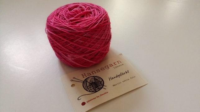 Hansegarn - Sockenwolle - Woolness by Claudia