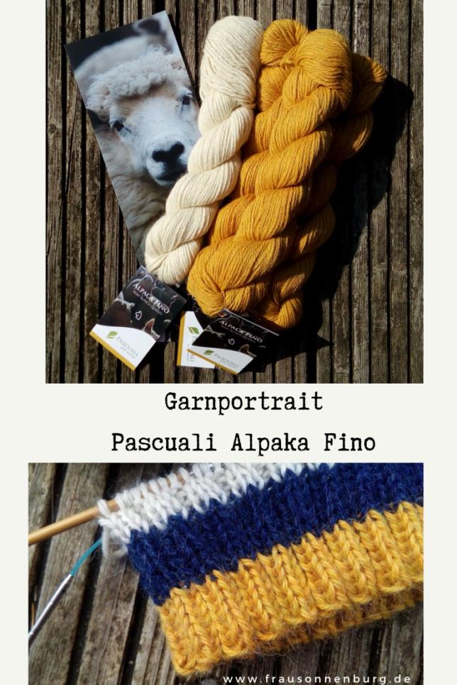 Garnportrait Pascuali Alpaca Fino
