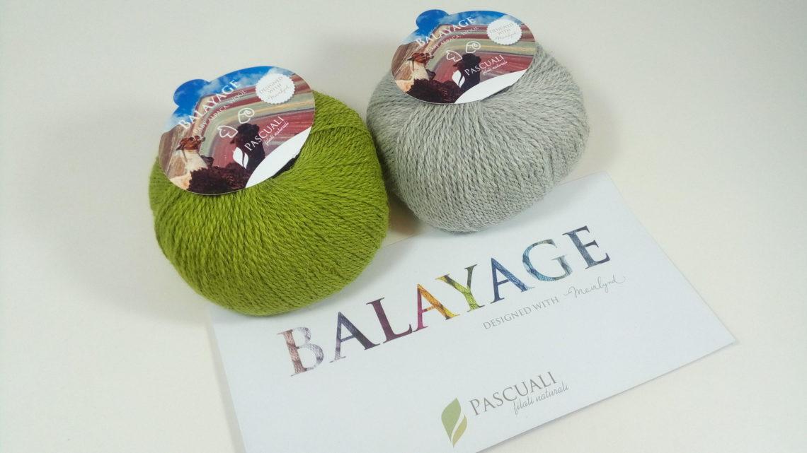 Garnportrait: Balayage von Pascuali und Melanie Berg.