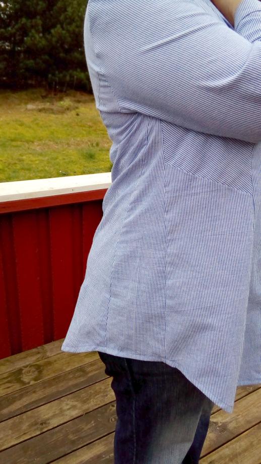 Kimonobluse - Crafteln - Keil