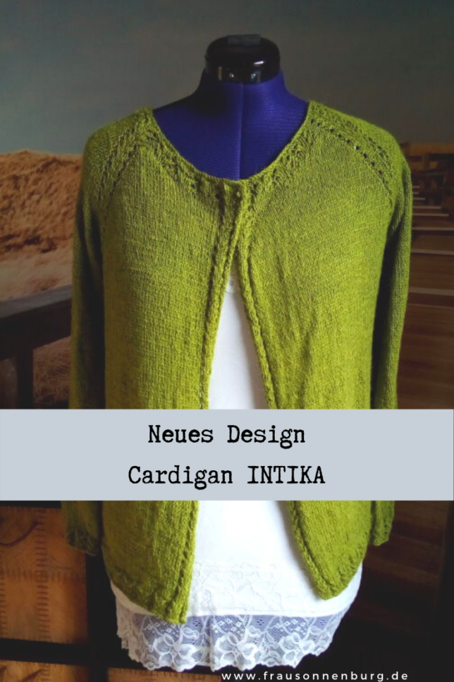 Intika Cardigan - Pinterest