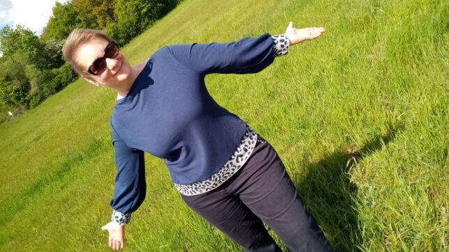 Somerset Shirt von Maven Patterns