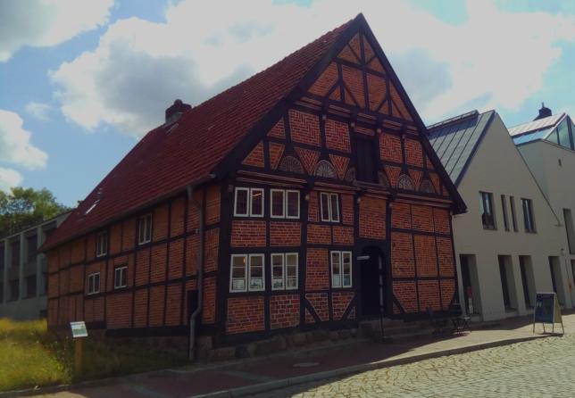 Bürgerhaus - Bad Segeberg - Museum -