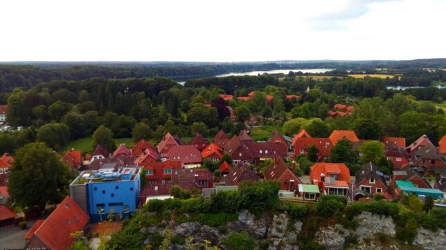 Blick vom Kalkberg - Bad Segeberg - Stadtspaziergang