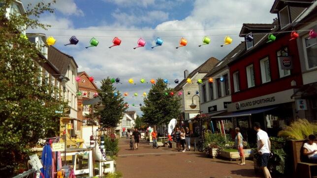 Fußgängerzone - Bad Segeberg - Stadtspaziergang