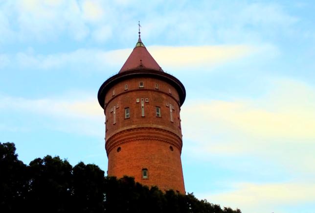 Bad Segeberg - alter Wasserturm