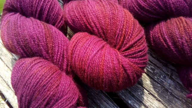Samelin Dyeworks - Classic Merino - Grosse Wolle
