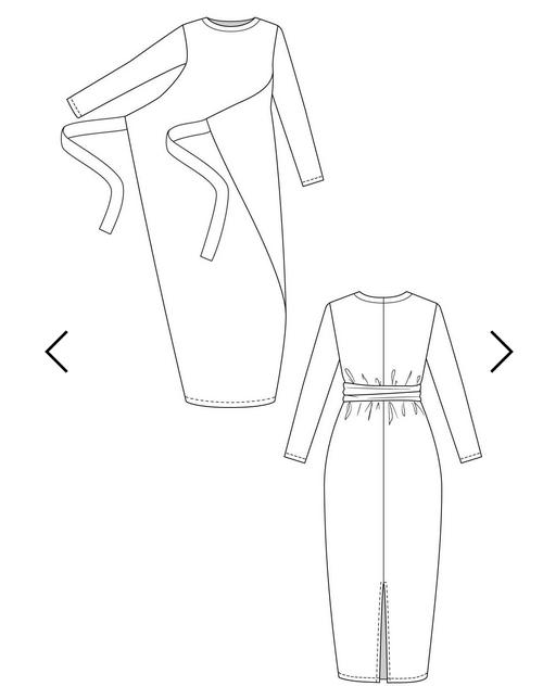 Modellzeichnung