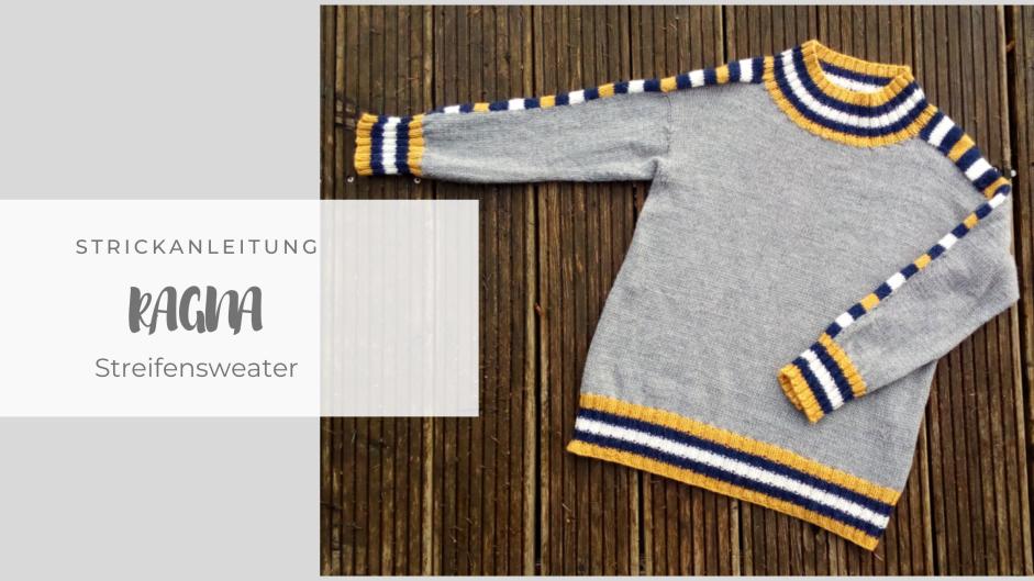 Neue Strickanleitung: Pullover RAGNA