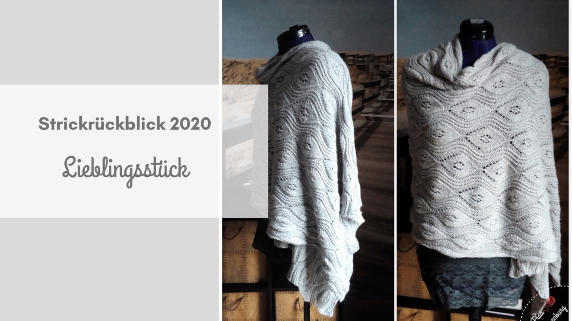 Strickrückblick 2020: Mein Strickjahr