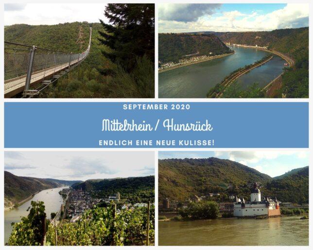 Mittelrhein - Weltkulturerbe - Loreley - Oberwesel