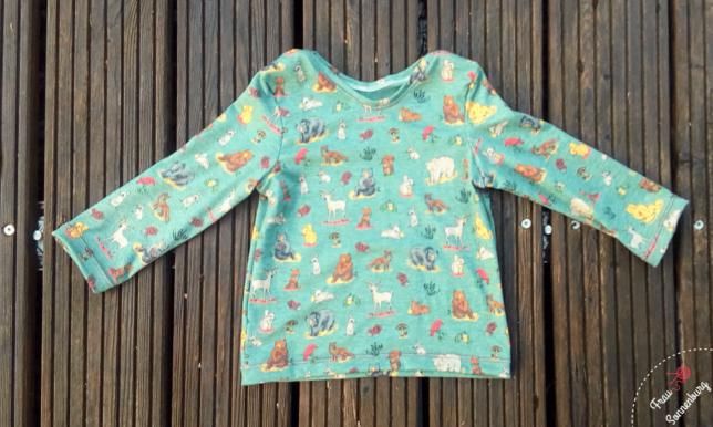 Fadenkäfer - Babyset - Kleinkind - T-Shirt