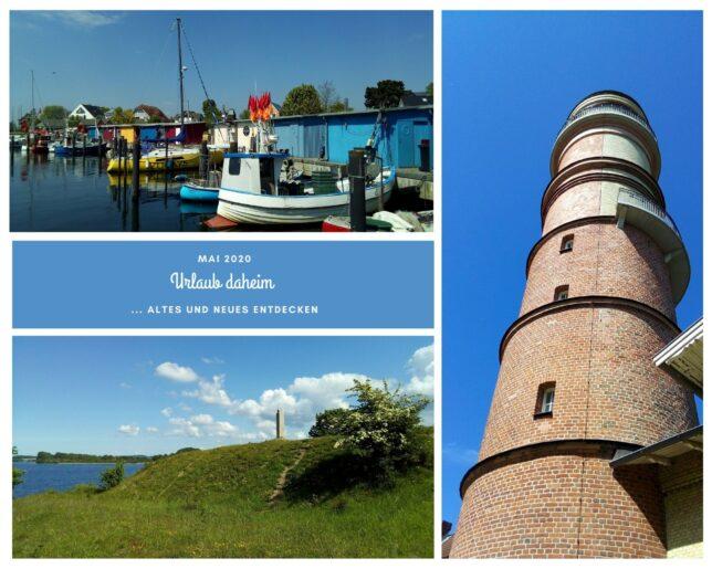 Leuchtturm - Hafen - Fischerboot - Jahresrückblick 2020