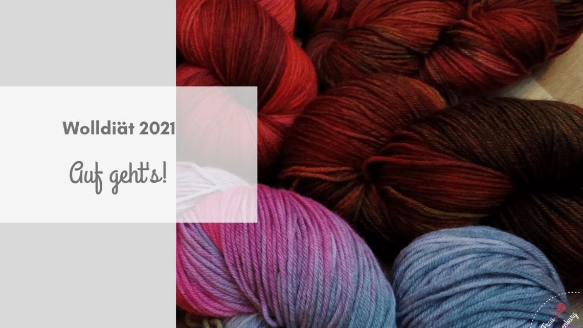 Auf geht's zur Wolldiät 2021