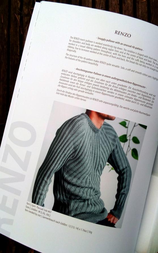 Pascuali - Collezioni Book 3 - Blick ins Heft - Renzo
