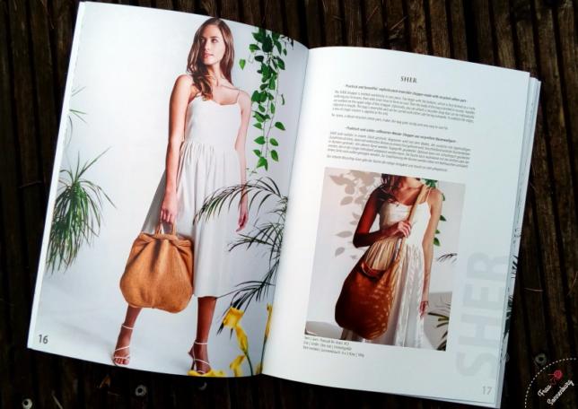 Pascuali - Collezioni Book 3 - Blick ins Heft - Shopper Sher