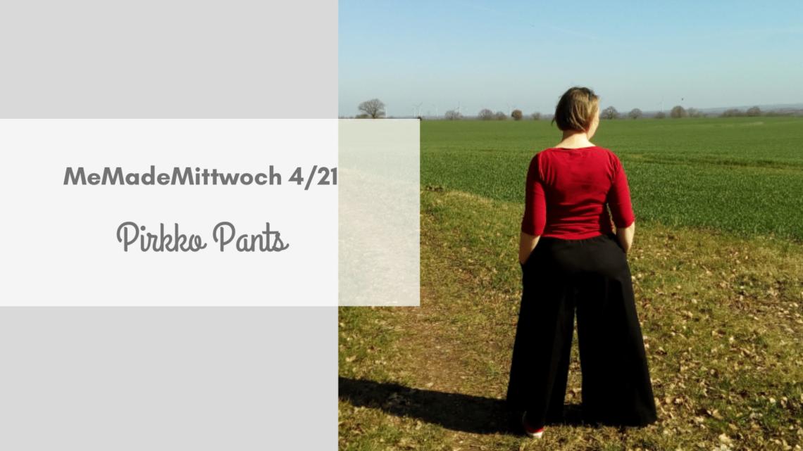 Pirkko Pants von Rosa P.: Mein neuer Hosenliebling