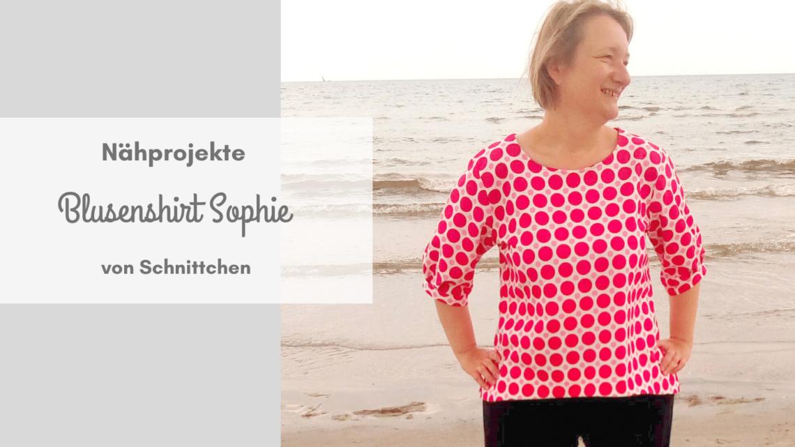 Blusenshirt Sophie von Schnittchen