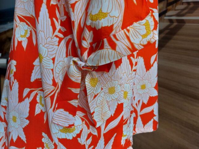 KiBaDoo - MaFrieda - Blumen - Ärmelschlaufen