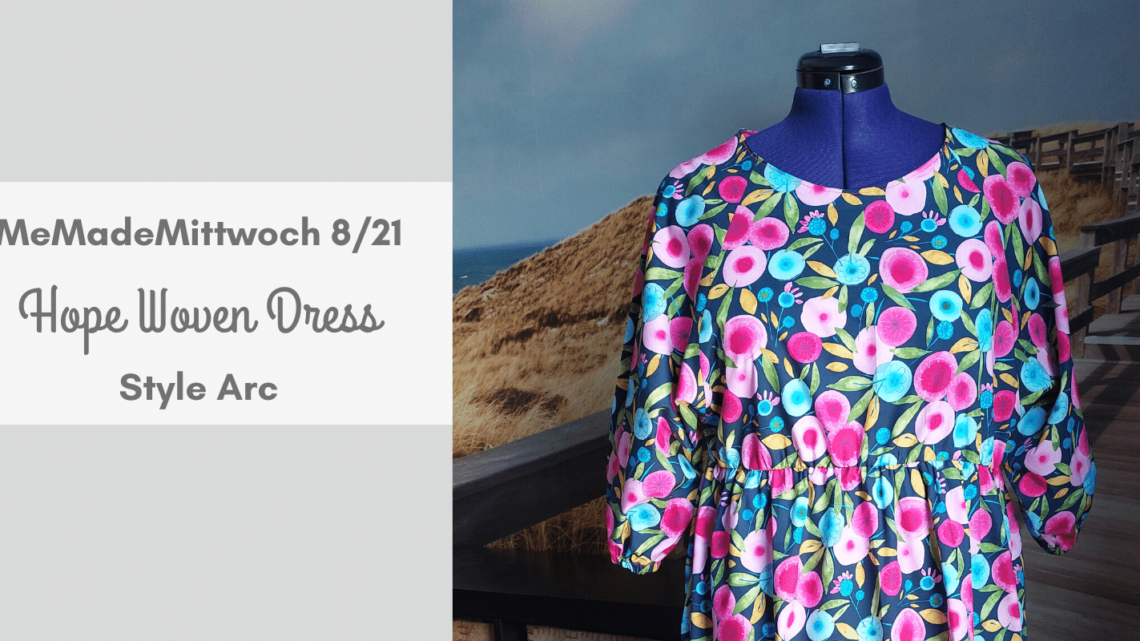 Hope Woven Dress von StyleArc – Flower Power!