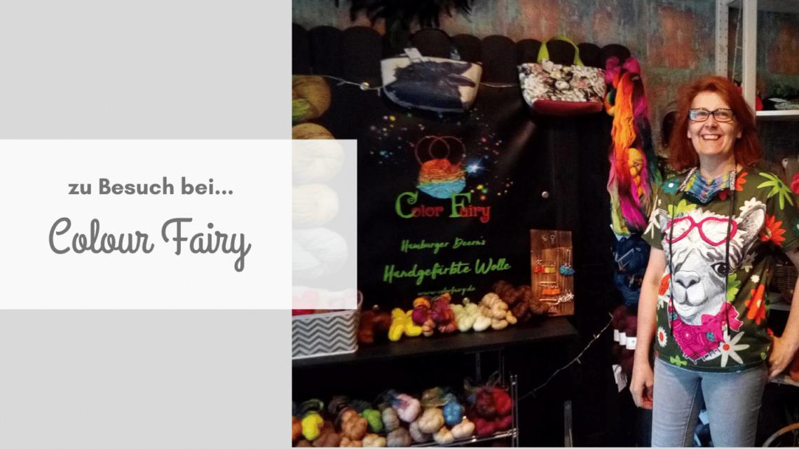 Zu Besuch bei … Color Fairy