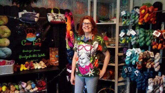 Color Fairy - Birgit-Naber - Showroom - handgefaerbte-Wolle