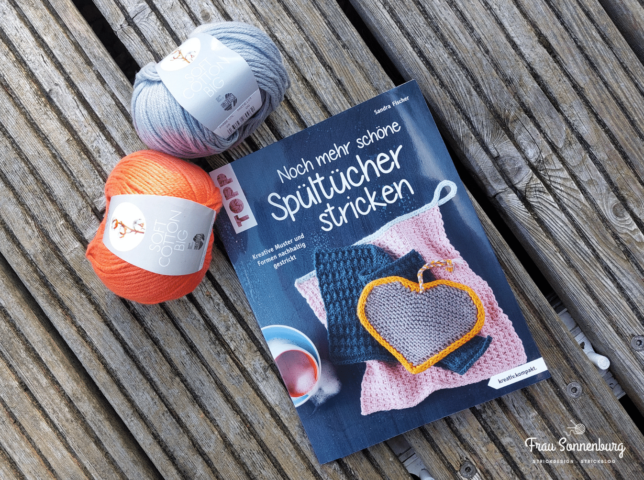 Spültücher stricken - Sandra Fischer - Topp Verlag